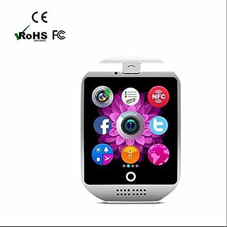 Smartwatch con Pulsómetros,Contadores de calorías,alta sensibilidad ...