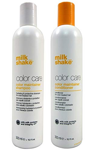 Colour Maintainer Conditioner - Milk Color Care Shampoo and Conditioner 10.1 oz Duo