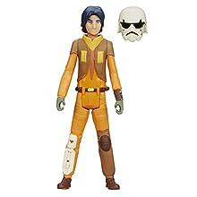 Star Wars Rebels Saga Legends Ezra Bridger Figure