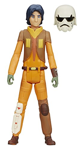 Star Wars Rebels Saga Legends Ezra Bridger Figure ()
