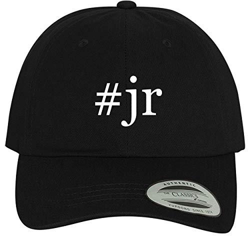 - #jr - Comfortable Dad Hat Baseball Cap, Black