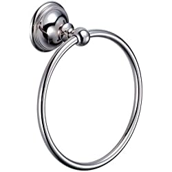 Gatco 4582 Laurel Ave. Towel Ring, Polished Nickel
