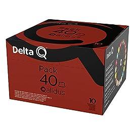 Delta Q – Pack XL Qalidus 40 Cápsulas – Intesidad Alta – 40 Cápsulas