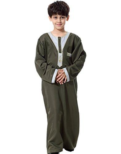 GladThink-Boys-Muslim-Thobe-Long-Sleeves