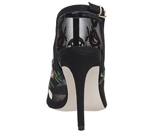 Black High Boots Heel