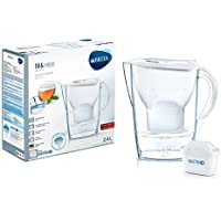 Brita Marella White water filter jug with Maxtra + 2,4 L White