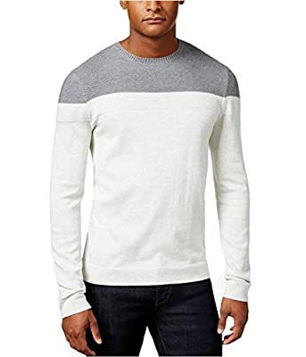Calvin Klein Mens Pullover Knit Sweater