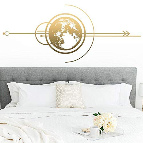 KCPer Fashion Home Decor Flat Wall Stickers Personality Art Mural Family Bathroom Removable Vinyl Decal Art Mural Home Decor Wall Stickers (B 60X25cm)