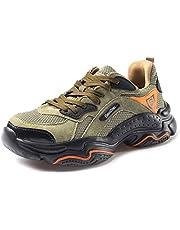 CHNHIRA Veiligheidsschoenen heren dames werkschoenen licht sportief S1P stalen neus anti-perforatie beschermende schoenen sneaker