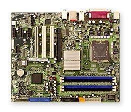 (Supermicro MBD-P8SGA Intel® Pentium® 4 LGA775 Package 800MHz FSB, Celeron® 533MHz FSB motherboard)