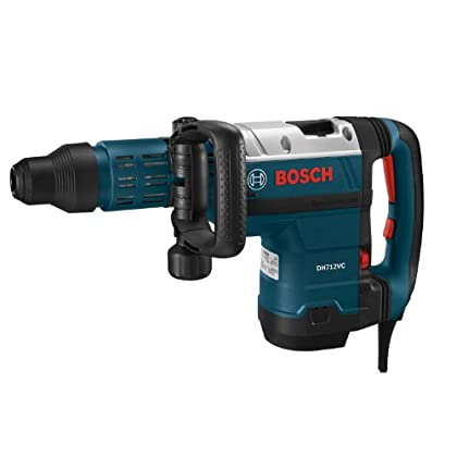Image of Bosch DH712VC SDS-Max Demolition Hammer Home Improvements