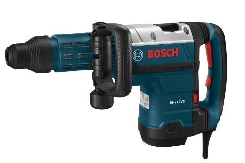 Bosch DH712VC SDS-Max Demolition Hammer by Bosch