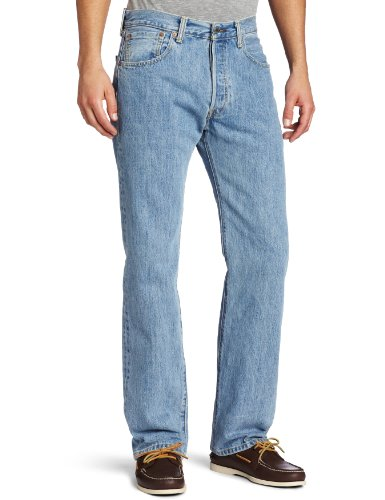 Levis Mens 501 Original Fit Jean