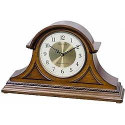 Rhythm USA WSM Remington II Mantel Clock