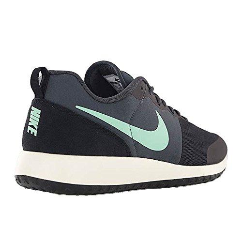 Nike Elite Shinsen Heren Sneaker Grijs / Groene Gloed