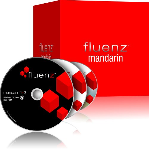 Fluenz Mandarin 1 + 2 Learning Suite Plus Mobile - Windows