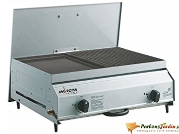 Barbecue gaz plancha barbecook barbecue gaz siesta avec plancha with barbecue gaz plancha - Barbecue gaz a poser ...