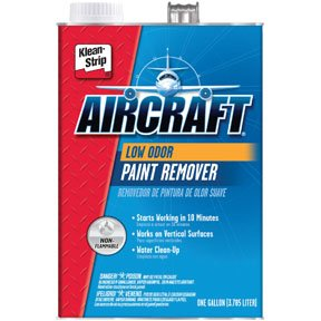 Kleanstrip Low Odor Aircraft Remover, 1 Quart (KLSGAR777) Category: Auto Body Primers