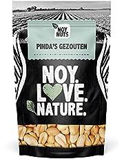 NoyNuts   Pinda's   Gezouten   500 gram   Rijk aan vitamines B3 en E