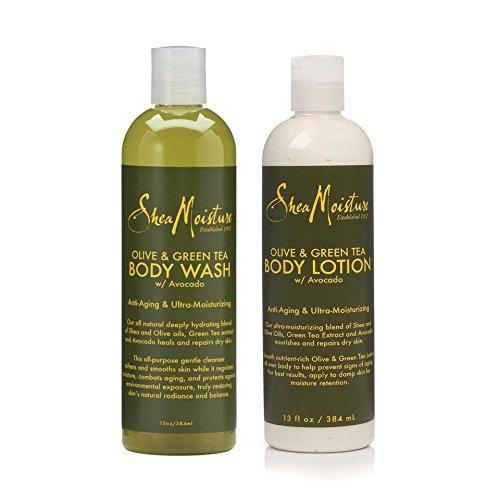 SheaMoisture Olive Anti Aging Moisturizing Combination