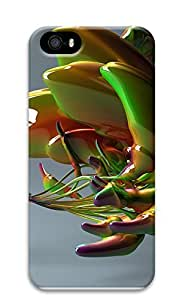 iPhone 5 5S Case Abstract Glass Art 3D Custom iPhone 5 5S Case Cover