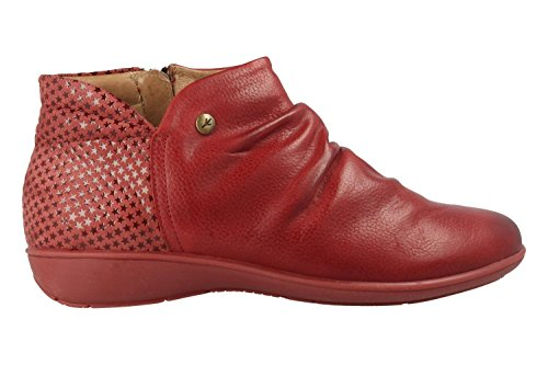 BORDEAUX 34 PANDA Rouge Granate Alexia Shoe WANDA tIUxq4ww