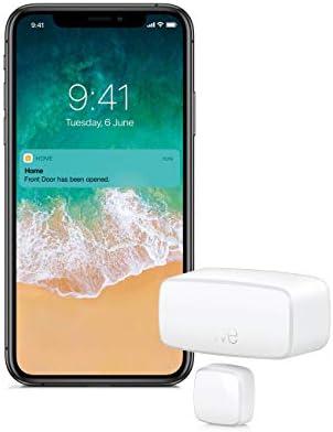 Eve Door WindowSlimme contactsensor voor deuren en ramen Bluetooth Low Energy met Apple HomeKittechnologie