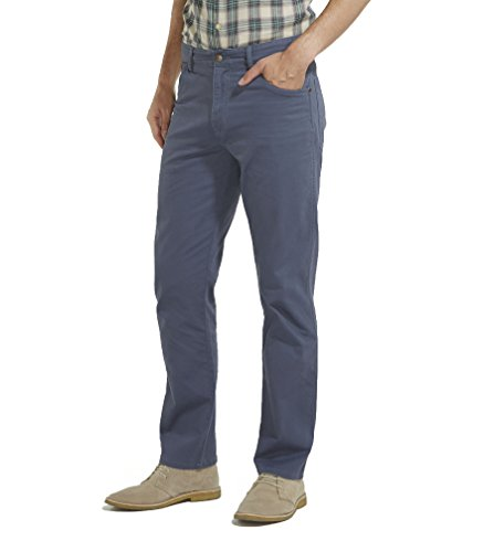 Wrangler - Jeans - Droit - Homme bleu bleu