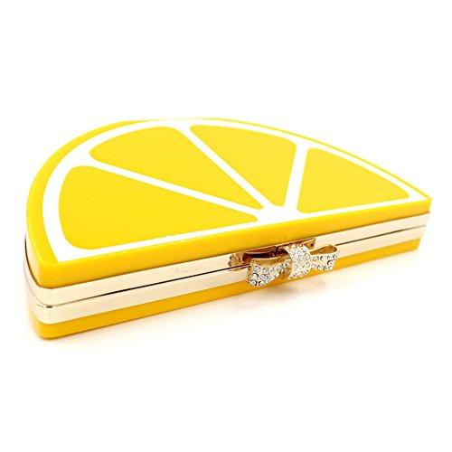 weddinghelper - Cartera de mano Mujer Amarillo - amarillo