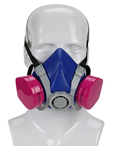 Safety Works SWX00319 Toxic Dust Respirator by Safety Works