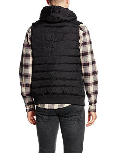 Manche Small Multicolore Classics Vest Homme Bubble Hooded wht Urban blk xqnS54HX5T