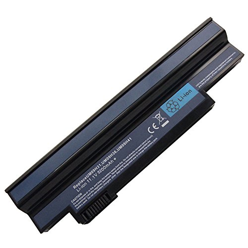 Bay Valley Parts 6-Cell 11.1V 5200mAh New Replacement Lap...