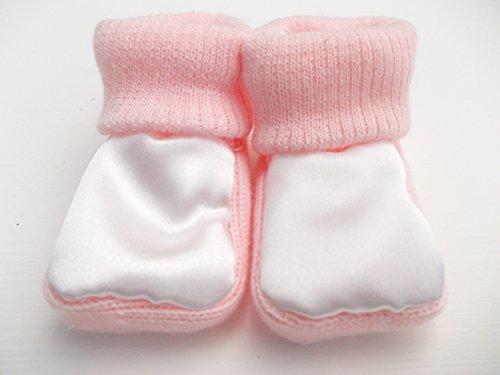 Soft Touch - Patucos para niño Rosa - rosa