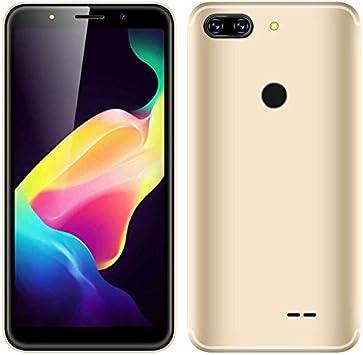 Móviles y Smartphones Libres, 3G Teléfono Móvil Libre y sin Bloqueo de SIM, 5 Pulgadas con Pantalla HD Procesador (5.0MP HD Cámara,Dual SIM,1GB RAM & 4GB ROM gsm/WCDMA) (Oro): Amazon.es: Electrónica