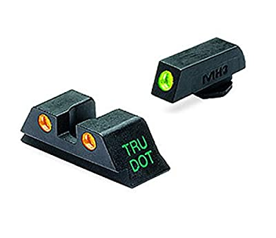 Meprolight Glock Tru-Dot Night Sight for 9mm from Meprolight
