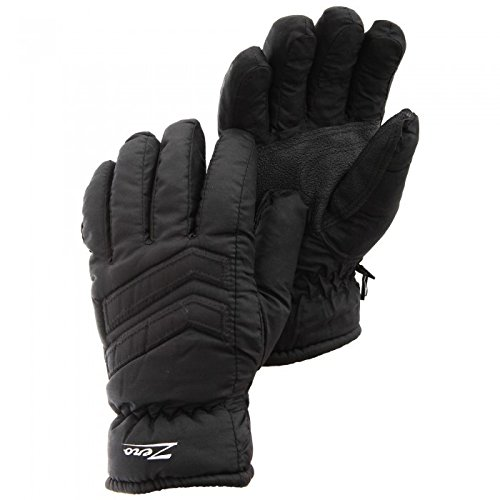 Herren Zero Thermolite Skihandschuhe mit Palm Grip