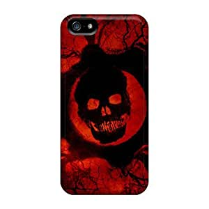 phone covers iPhone 5c EOV12123uCEZ Allow Personal Design High Resolution Gears Of War 3 Skin Durable Hard Phone Cover -JamieBratt WANGJING JINDA
