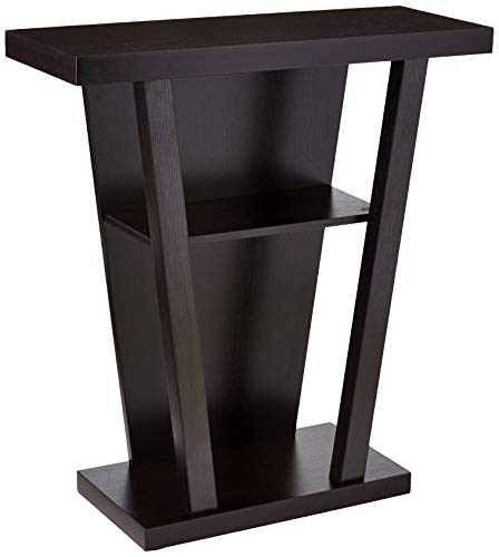 - Storage Entry Table Cappuccino