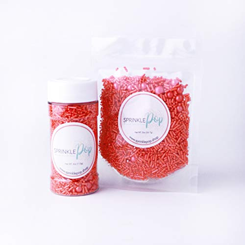 California Life Coral - Coral Sprinkle Mix, 2oz