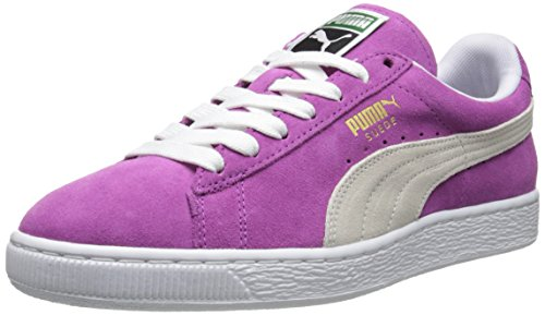PUMA Women's Suede Classic Sneaker, Vivid Viola, 10 B US