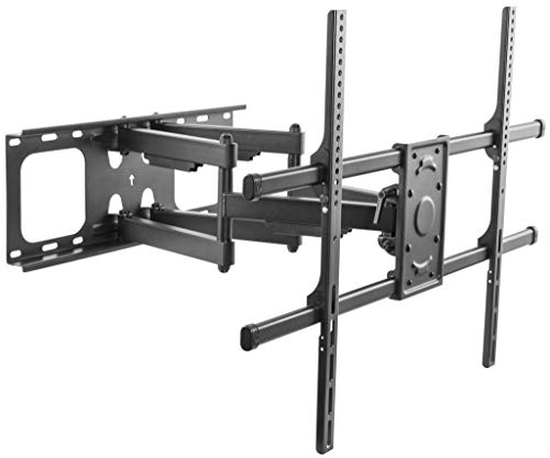 Husky Mounts 90 inch Ultra Heavy-Duty Full Motion TV Wall Mount Fits Most 40 - 90