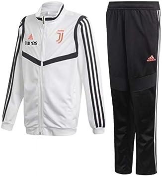 Maestri del Fútbol Chándal Entrenamiento Blanco F.C. Juventus Juve ...