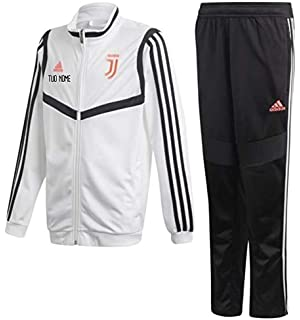 adidas Juve PES Suit Y, Tuta Unisex Bambini: Amazon.it