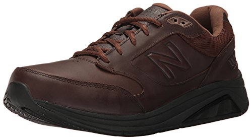 New Balance Men's Mens 928v3 Walking Shoe Walking Shoe, Brown, 10 D US