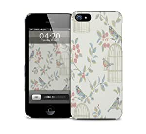 Shabby Chic Birds iPhone 5 / 5S protective case