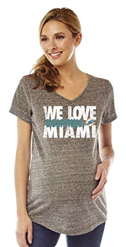 Miami Dolphins Maternity Wear 2ac258f06