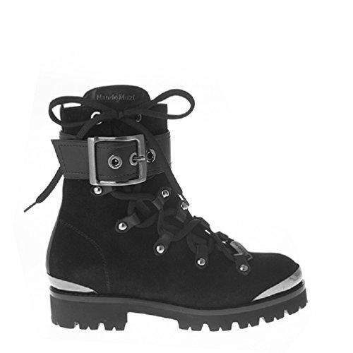 Ladies Biker Style Boots - 8