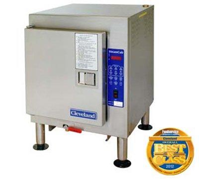 Cleveland 1SCEMCS 2081 Countertop Pressureless Steamer w/ 5-Pan Capacity, Mechanical, 208/1 V, Each ()