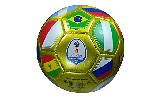 FIFA Official Russia 2018 World Cup Official Licensed Size 5 Ball 01-2
