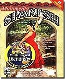 COSMI Multimedia Spanish / Multilingual Dictionary Twin Pak (Windows)